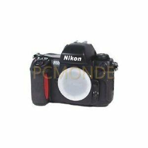 Nikon F100 SLR Camera 35mm Body Only - Black (FAA350NA)
