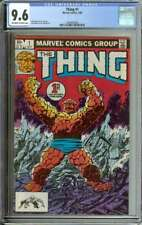 THING #1 CGC 9.6 OW/WH PAGES