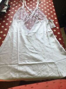Dreamgirl Silky Slip Size Large