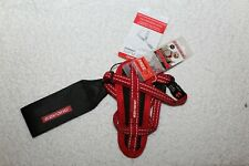 EZYDOG  Chest Plate Harness Size Extra Small H09XSR in Red - New