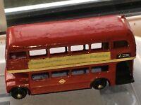Code 3 Matchbox London Routemaster Bus