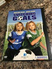 Switching Goals DVD - Rare And Hard To Find Olsen Twins Movie