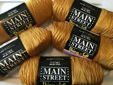 """Set Of 3/"""" /""""Red Heart Super Saver Yarn-Pale Yellow"""