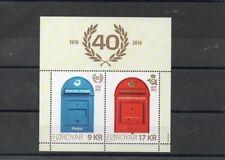 Faroe Islands 2016 - Faroe Islands Post 40 years