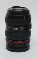 Canon EF 24-70mm f/2.8L USM Lens AS IS !!PLEASE READ BEFORE BIDDING!!