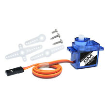 Micro RC Servo Motor Mini Gear 9G SG90 For RC Helicopter Airplane Boat Car