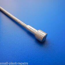 2mm Bowden intérieure fil de câble pour papillon /& Câble D/'embrayage Réparation sur tondeuse à gazon