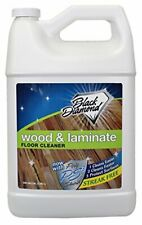 Biodegradable Wood & Laminate Floor Cleaner for All Floors - 128oz