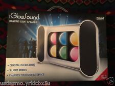 iGlowSound Dancing Lights Speaker iSound-5252