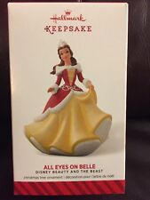All Eyes On Belle 2014 Disney Hallmark Keepsake Ornament NEW Beauty & The Beast