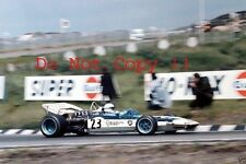 John Surtees Brook Bond Oxo Team Surtees TS9 Dutch Grand Prix 1971 Photograph