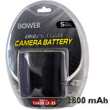 Batteries for Canon Camcorder Camera