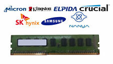 1GB DDR3-1066 PC3-8500E 1Rx8 DDR3 SDRAM  Server Memory