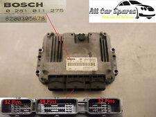 Renault Megane Mk2 1.9 DCi Diesel Manual - Main Engine ECU - 0 281 011 275