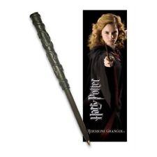 Set stylo et marque page Hermione officiel Hermione Granger pen and bookmark set
