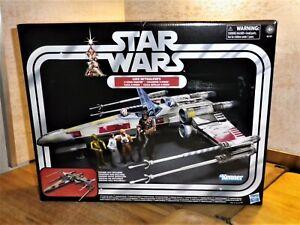 """star wars X WING RED 5 (luke skywalker) Vintage collection HasbroKenner 3,75"""""""