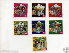 CYCLING | BYCYCLE | 7 DIFEERENT COMPLETE SET ALL LARGE # 37