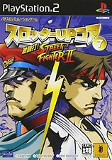 USED Slotter Up Core 7 Dekitou da Street Fighter II Japan Import PS2