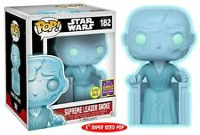 Funko Pop Holographic Snoke SDCC 2017 Exclusive San Diego