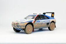 1/18 Scale, Peugeot 405 GT T-16 Paris-Dakar Winner '89 , Dirty version     Top M
