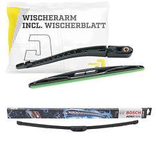 Heckwischerarm inkl. Wischer + Bosch Scheibenwischer Vorne Citroen Nissan Opel