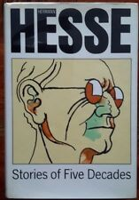 HESSE, Hermann / Stories of Five Decades 1972 Literature 1st ed #103889