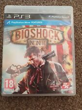 Bioshock Infinite Sony Playstation 3 Ps3 Complete Excellent Condition