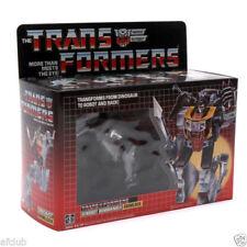Transformers TF G1 Reissue MISB Dinosaur Dinobot Bommander Grimlock Box-packed