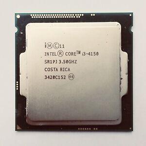Intel Core i3-4150 - Socket 1150 / H3 / Haswell Procesador SR1PJ como i3-4160