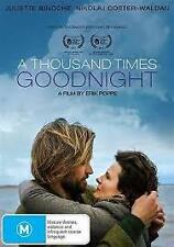A Thousand Times Goodnight (2015) Region 4 DVD In Excellent Condition