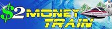 $2 Money Train Paypal Earn Cash Website No Hosting Fee eBooks marketing Bonuses