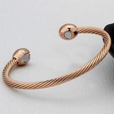BRACCIALE GUARIGIONE RAME TERAPIA MAGNETICA - Healing Magnetic Therapy Bracelet