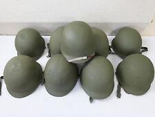 1x Stück US ARMY Steel helmet M1 Stahlhelm mit Liner Innenhelm