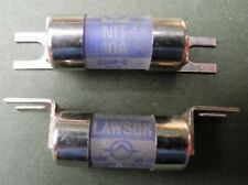 Vintage Lawson 10 Amp HRC BS88 FUSES NIT10
