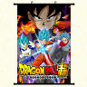 Anime Dragon Ball Z Son Goku Wall Scroll Poster Home Decor Art Cos Gift 50*70cm