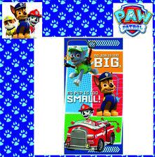 Paw Patrol Boy Handtuch Badetuch Strandtuch Kinder Disney 70x140cm Baumwolle
