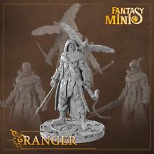 Fantasy Minis - FM05 - Ranger 28mm
