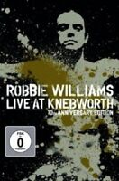 ROBBIE WILLIAMS - LIVE AT KNEBWORTH 10TH ANNIVERSARY (LTD.DELUXE) 5 BLU-RAY NEU