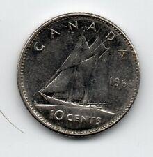 Canada - 10 Cent 1968