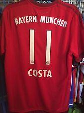 Costa #11 Bayern Munich Soccer Football Shirt  Jersey Men's L