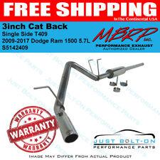 MBRP 2009-2017 Dodge Ram 1500 5.7L 3inch Cat Back Single Side T409 #S5142409