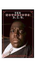 The Notorious B.I.G. ~ Dates 24x36 Music Poster Big Biggie Smalls Rap Hip-Hop