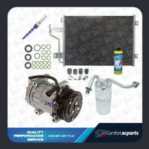 New AC A/C Compressor Kit Fits: 1994 - 1997 Dodge Ram 2500 / 3500 5.9L Cummins