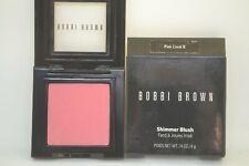 Bobbi Brown Shimmer Blush BNIB 0.14oz./4g ~8 Pink Coral~full size make up~