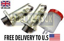 More details for jcb parts -pair of brake master cyl. & reservoir (126/00200,15/920389,15/905504)