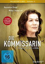Die Kommissarin Vol. 5 / Folge 53-66 * DVD Krimiserie mit Hannelore Elsner Neu