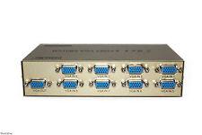 8 Way VGA Input Switch