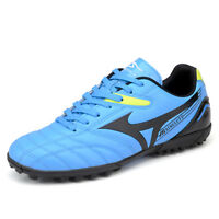 Men Boys Soccer Cleats Shoes Sneakers Indoor TF Football Trainers Shoes Fashion