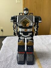 Power Rangers Deluxe 1995 Shogun Megazord Black Leg Zord lot part ninja