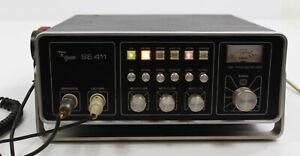 BRAUN SE 411 CB Funkgerät mit Mikrofon für Funker und Bastler